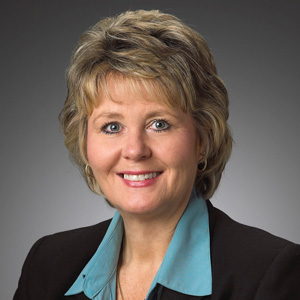 Mayor Brenda Halloran, Mayor, The City of Waterloo