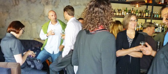 Photos from the August 1st Happy Hour Meetup