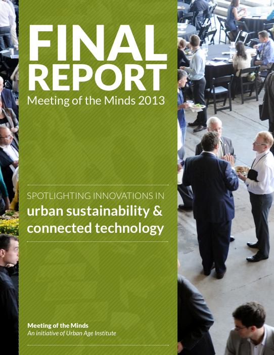 Meeting of the Minds 2013 Final Report