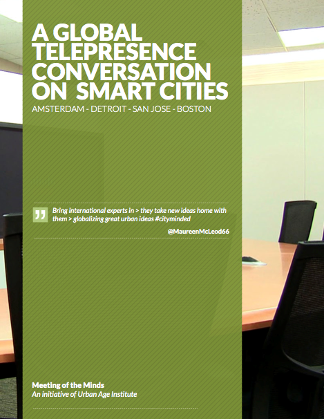 Final Report: A Global TelePresence Conversation on Smart Cities