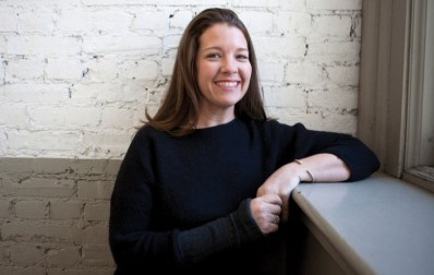 """Story Bellows on Philadelphia's first FastFWD class of entrepreneurs: """"They were companies and people within companies who had more than a sketch on a napkin"""" but were """"not at a point where they couldn't pivot or change their idea."""" (E.Republic/David Kidd)"""