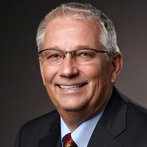 Russ Vanos, Senior Vice President, Strategy and Business Development, Itron
