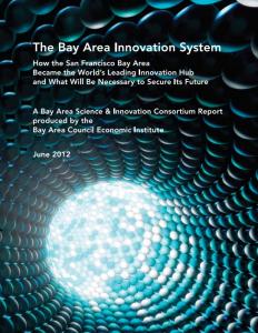 The Bay Area Innovation System