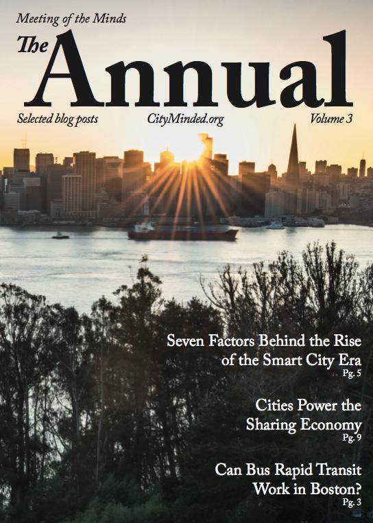 The Annual Urban Sustainability Magazine