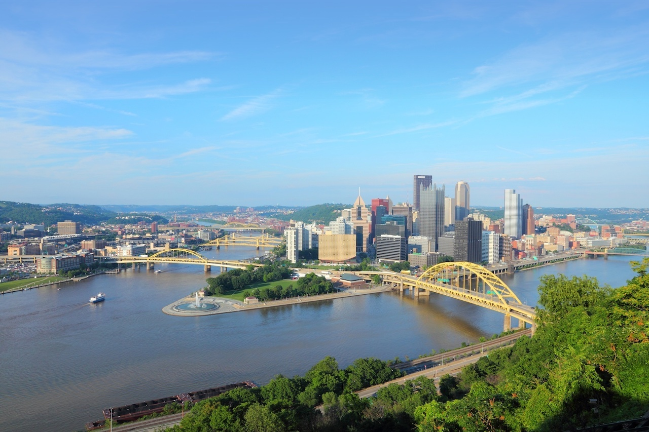 Pittsburgh: From Steel to Sustainable