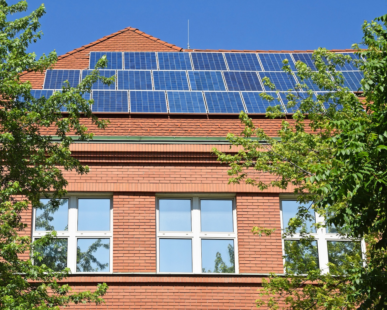 Energy Efficiency and Solar in the
